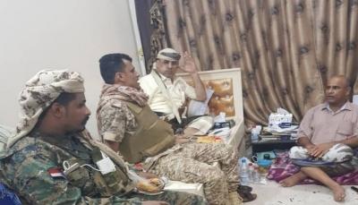"""شاهد - الوزير """"الميسرى"""" يظهر في فيديو تفنيداً لإشاعات الإنتقالي الإماراتي"""