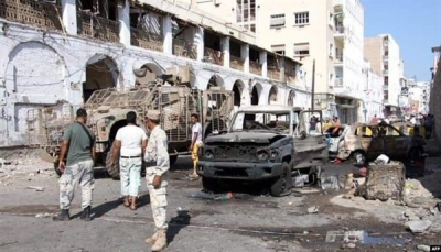 """الحماية الرئاسية تمهل """"الانتقالي الإماراتي"""" ساعات لإيقاف النار تمهيداً لتهدئة برعاية سعودية"""