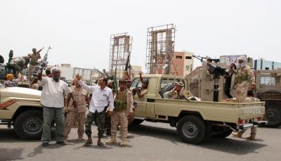 الحكومة تتهم الإمارات رسميا بدعم انقلاب ميلشيات الإنتقالي في عدن