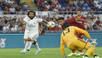 روما يعمق جراحات الريال بهزيمة جديدة قبل انطلاق الموسم