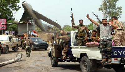 التحالف العربي يعلن بدء انسحاب الانتقالي الإماراتي من مؤسسات الدولة في عدن