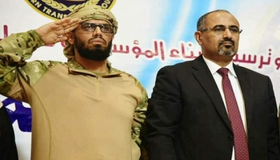 """""""الزبيدي وبن بريك"""" يصلان أبو ظبي في زيارة  مفاجئة وغير معلنة"""