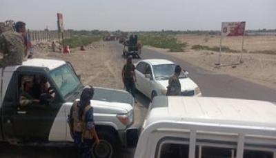 ميليشيا الانتقالي الإماراتي تسيطر على مقر الشرطة العسكرية في أبين