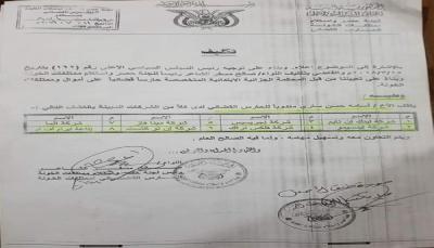 الحوثيون يصادرون ثمان شركات خاصة في صنعاء (وثيقة)