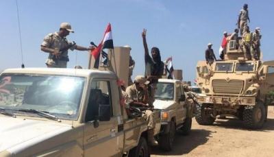 """شبوة: قوات الجيش تسيطر على معسكر """"ثماد"""" شرقي عتق"""