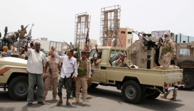 الحكومة: الانتقالي يحتجز مرتبات الجيش ويعرقل امداداته ونحذر من التبعات