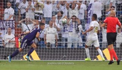 ريال مدريد يسقط في فخ التعادل أمام بلد الوليد