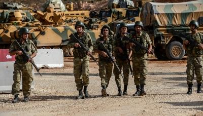 """الجيش  التركي يطلق عملية عسكرية جديدة في شمال العراق باسم """"المخلب 3"""""""