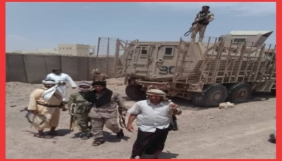 """""""يمن شباب نت"""" يرصد خارطة المعارك وسيطرة القوات الحكومية في شبوة خلال اليوميين الماضيين (تقرير خاص)"""