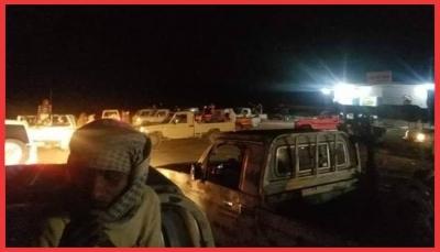 أبين: مليشيات الانتقالي تنصب كمائن ونقاط تفتيش لمنع مرور قوات الحماية الرئاسية