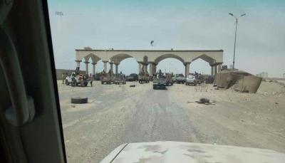 """انهيار ميلشيات """"الانتقالي الاماراتي"""" في  المدخل الشمالي لمدينة عدن"""