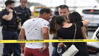 قتيل وتسعة جرحى في اعتداء بالسلاح الأبيض قرب مدينة ليون الفرنسية