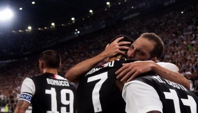 يوفنتوس يهزم نابولي في مباراة شهدت 7 أهداف