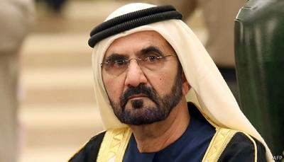 حاكم دبي: سمعة الإمارات ليست مشاعاً لكل من يريد زيادة عدد المتابعين في تويتر