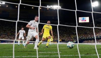 ريال مدريد يواصل نزيف النقاط بتعادل ضد فياريال