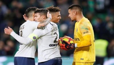 صفقة تبادلية بين ريال مدريد وباريس سان جيرمان