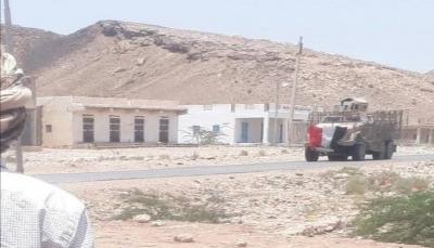 قوات الجيش تُفشل محاولة سيطرة مليشيات الإنتقالي الاماراتي على مدينة عزان بشبوة
