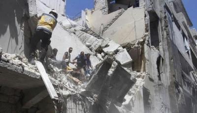 الأمم المتحدة تحمل النظام السوري وحلفائه مسؤولية مقتل أكثر من ألف مدني في 4 أشهر