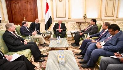 أمريكا تؤكد دعمها لوحدة اليمن والحل السياسي وفقا للمرجعيات الثلاث