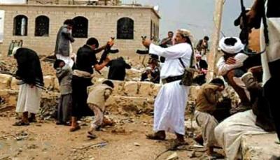 """الطفل """"عبود فيصل"""".. ضحية جديدة لرصاص الأعراس في إب"""