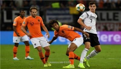 هولندا تسحق ألمانيا برباعية صادمة