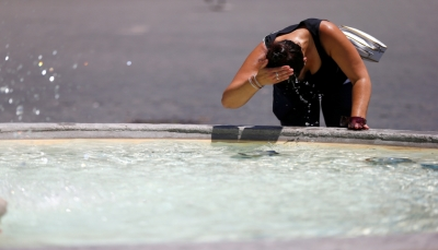 وفاة 1500 شخص في فرنسا إثر موجة الحر التي ضربت البلاد هذا الصيف
