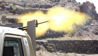 الضالع: مواجهات عنيفة وسقوط قتلى وجرحى في صفوف مليشيا الحوثي