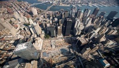 بالصور شاهد - التغير الكبير الذي طرأ على برج التجارة العالمي قبل هجمات 11 سبتمبر وحتى اليوم