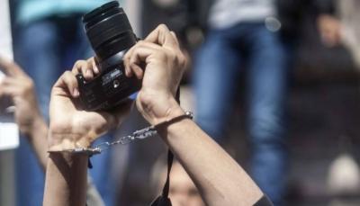 تقرير حقوقي: 37 انتهاك ضد الحريات الإعلامية خلال الشهرين الماضيين