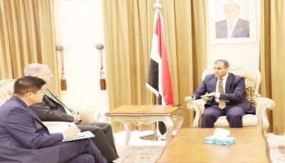 الحضرمي: استمرار دعم الإمارات للتمرد المسلح في عدن لن يفضي إلى حل للأزمة