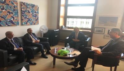 ألمانيا تؤكد دعمها للوحدة اليمنية وجهود الحكومة لانهاء الانقلاب والتمرد