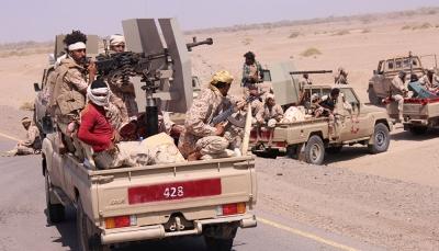 """الثانية خلال بضعة أيام.. تعزيزات عسكرية للجيش تصل الى محافظة """"شبوة"""""""