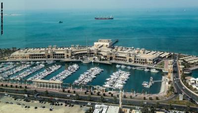 الكويت تقرر رفع مستويات التأهب الأمني في موانئها النفطية والتجارية