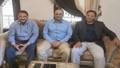 نائب رئيس البرلمان ووزيرا الداخلية والنقل يصلون سلطنة عمان في زيارةرسمية