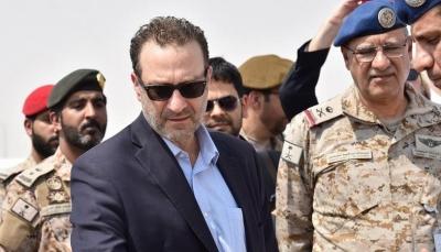 مساعد وزير الخارجية الأمريكي: نتحاور مع الحوثيين لإيجاد حل تفاوضي متبادل ومن المهم التعامل معهم