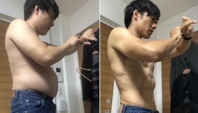 على الطريقة اليابانية.. 4 دقائق تمرين في بيتك تمنحك جسما مثاليا (فيديو)