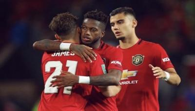 مانشستر يونايتد يتأهل لثمن النهائي وتشلسي يحقق فوز كاسح بكأس الرابطة