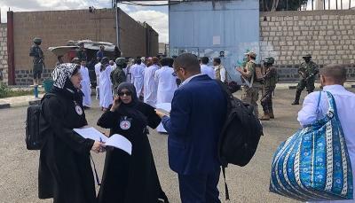 الصليب الأحمر: الإفراج عن 290 محتجزًا لدى الحوثيين