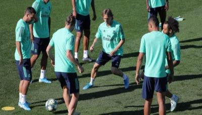 ريال مدريد يستهدف تعديل أوتاره في دوري أبطال أوروبا