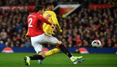 التعادل ينهي قمة أرسنال ومانشستر يونايتد في الدوري الإنجليزي