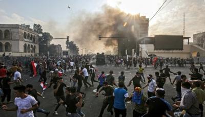 رويترز: ارتفاع ضحايا الاحتجاجات في العراق إلى 44 قتيل