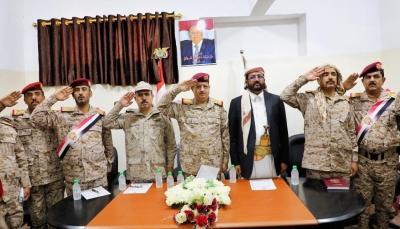 وزير الدفاع: إعادة بناء الجيش الوطني بدأت من الصفر وفي ظروف استثنائية