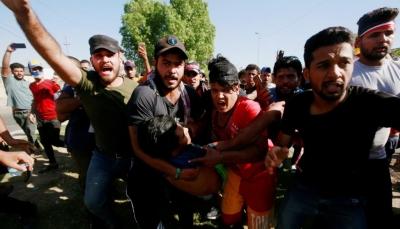 العراق: سبعة قتلى بتجدد الاحتجاجات في بغداد والديوانية