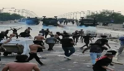 العراق: أكثر من 100 قتيل ونحو 2000 مصاب في الاحتجاجات التي تشهدها البلاد