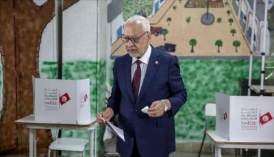 """تونس: حركة """"النهضة"""" تتصدر الانتخابات البرلمانية بـ40 مقعدا"""