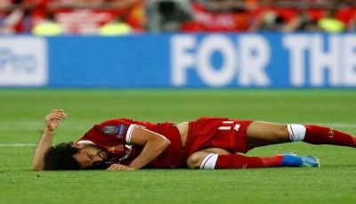 ليفربول يتلقى خبراً ساراً بخصوص إصابة محمد صلاح