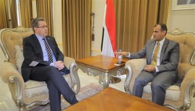 النرويج وألمانيا تؤكدان دعمهما لوحدة وأمن واستقرار اليمن