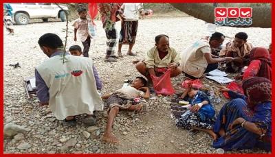 الصحة العالمية: 20 مليون يمني بحاجة إلى خدمات صحية في بيئة محفوفة بالمخاطر