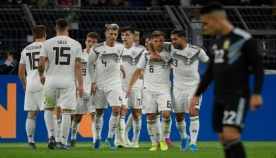 الأرجنتين تنجو من الخسارة وتفرض التعادل على ألمانيا