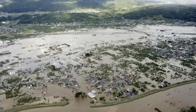 هو الأقوى منذ 50 سنة.. إعصار يجتاح طوكيو اليابانية يودى بحياة 23 شخص